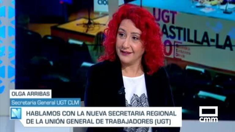 Entrevista a Olga Arribas