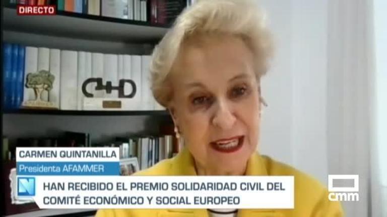 Entrevista a Carmen Quintanilla