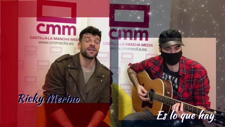 """Ricky Merino lanza """"Es lo que hay"""", un avance de su nuevo álbum que verá la luz en otoño"""