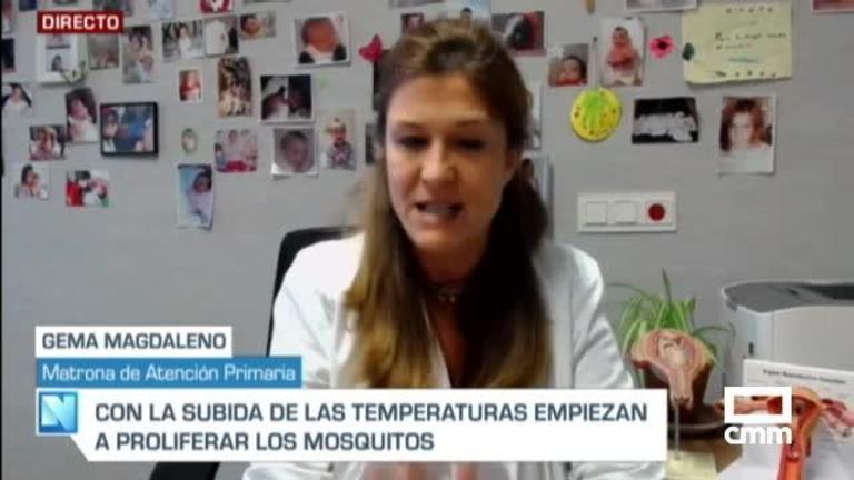Entrevista a Gema Magdaleno