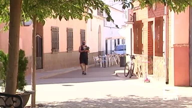 Los treintañeros ya están vacunados en el municipio de Las Labores (Ciudad Real)