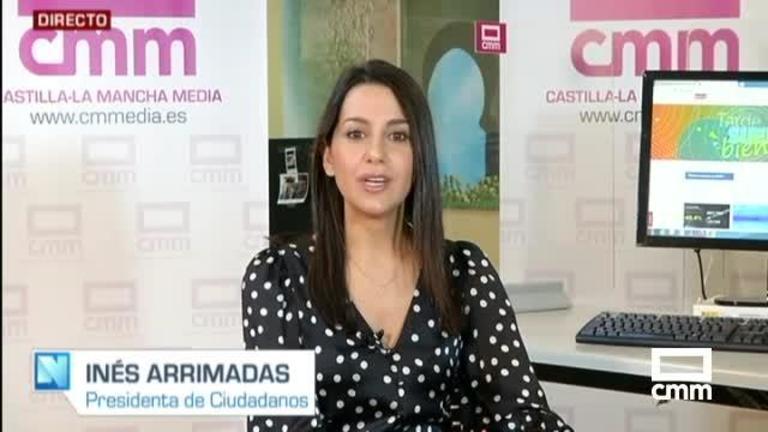 Entrevista a Inés Arrimadas