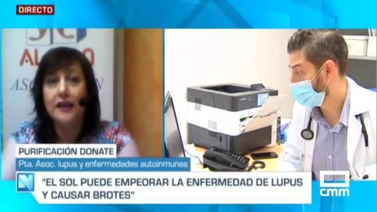 Entrevista a Purificación Donate