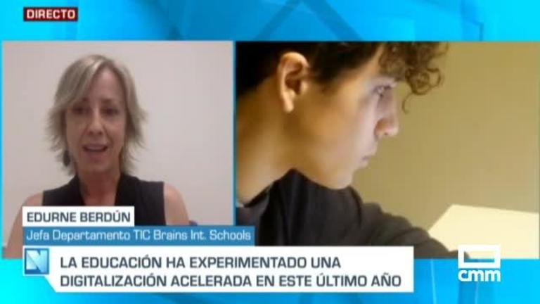 Entrevista a Edurne Berdún