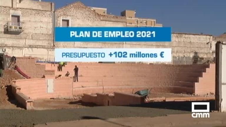 Plan de Empleo 2021: 13.337 contratos y participación del 90 % de los ayuntamientos de la región