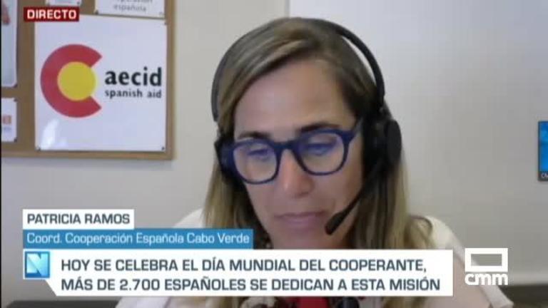 Entrevista a Patricia Ramos