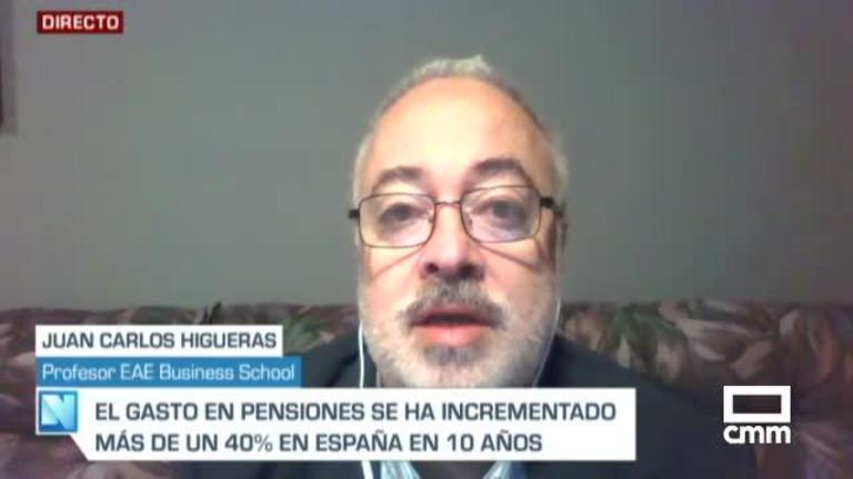 Entrevista a Juan Carlos Higueras
