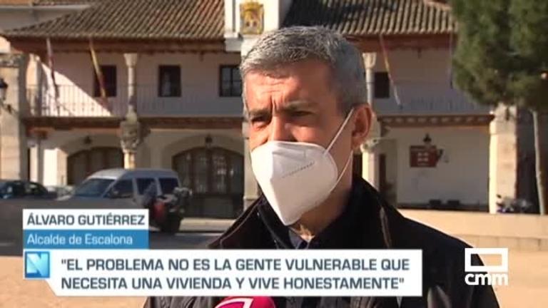 Así es el Plan del Ayuntamiento de Escalona para acabar con la ocupación ilegal