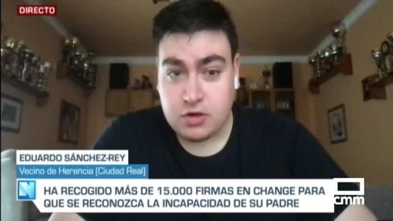 Entrevista a Eduardo Sánchez-Rey