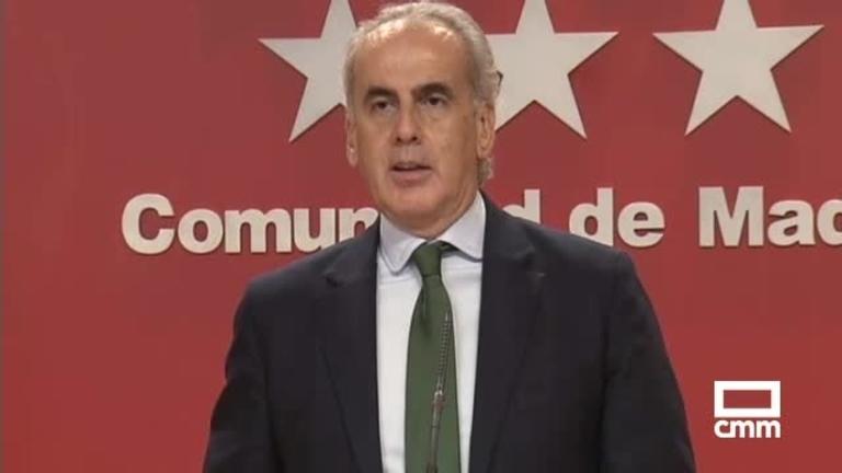 Madrid prohíbe todas las reuniones sociales entre las doce de la noche y las seis de la mañana