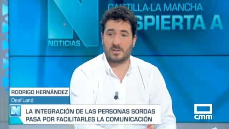 Entrevista a Rodrigo Hernández