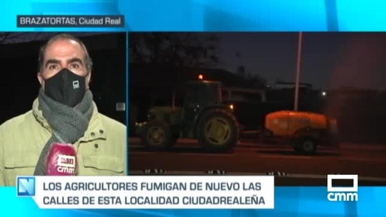 Fallece una anciana afectada por el brote en una residencia de Brazatortas (Ciudad Real) con 62 afectados, todos vacunados