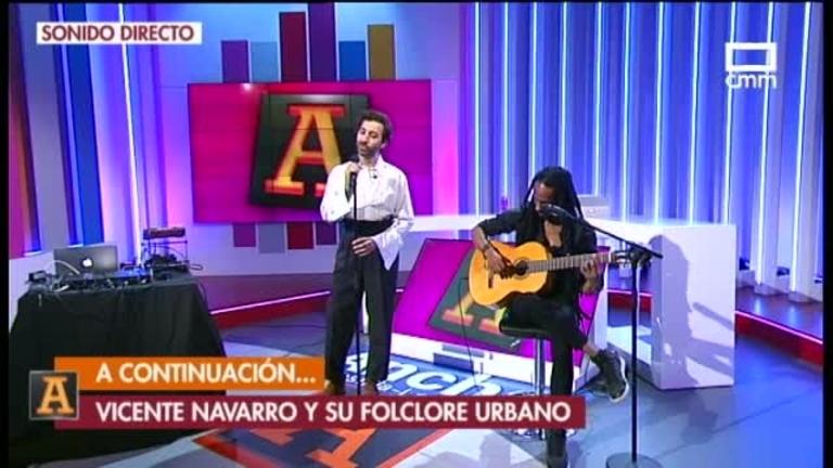 Vicente Navarro y su folclore urbano