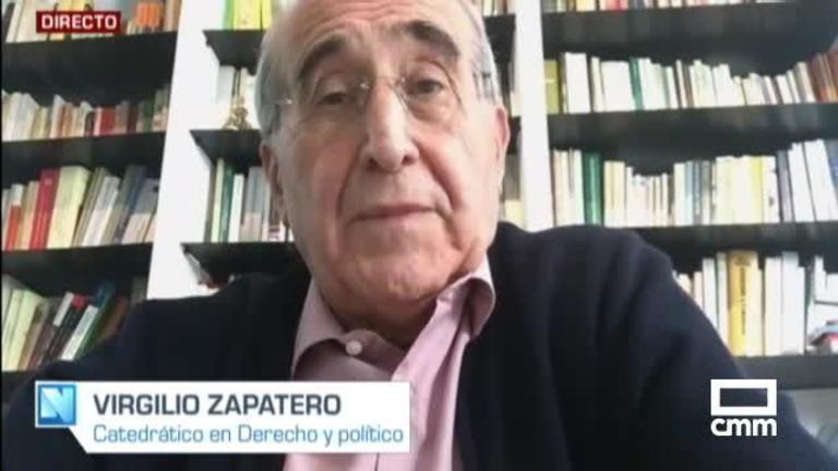 Entrevista a Virgilio Zapatero