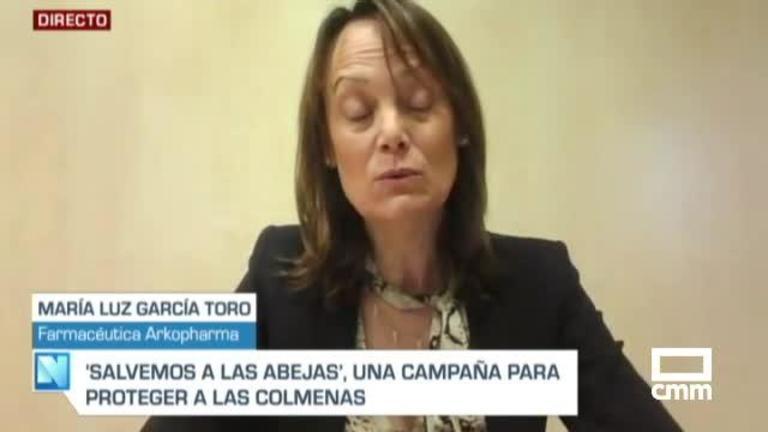 Entrevista a María Luz García Toro