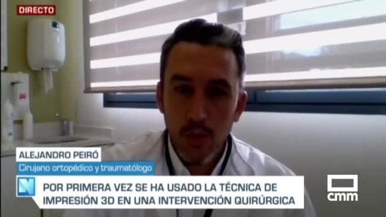 Entrevista a Alejandro Peiró