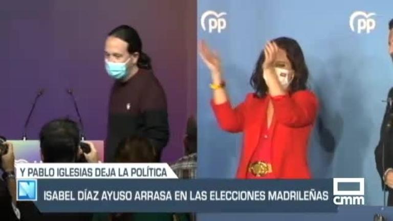 Cinco noticias de Castilla-La Mancha, 5 de mayo de 2021