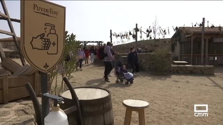 Puy du Fou abre sus puertas