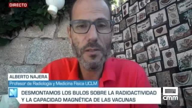 Entrevista a Alberto Nájera