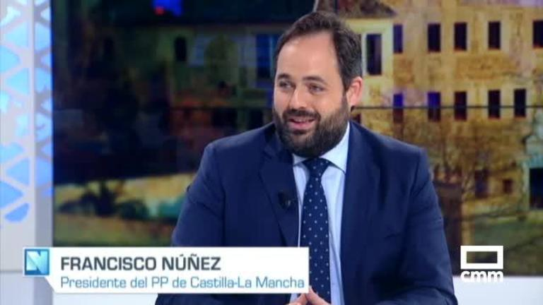 Entrevista a Paco Núñez