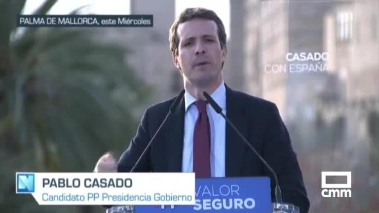 PP: Casado en Extremadura, Riolobos en Toledo y Núñez en Ciudad Real