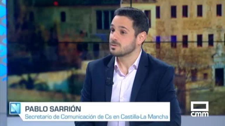 Entrevista a Pablo Sarrión