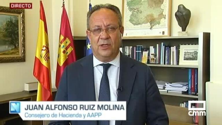 Entrevista a Juan Alfonso Ruiz Molina
