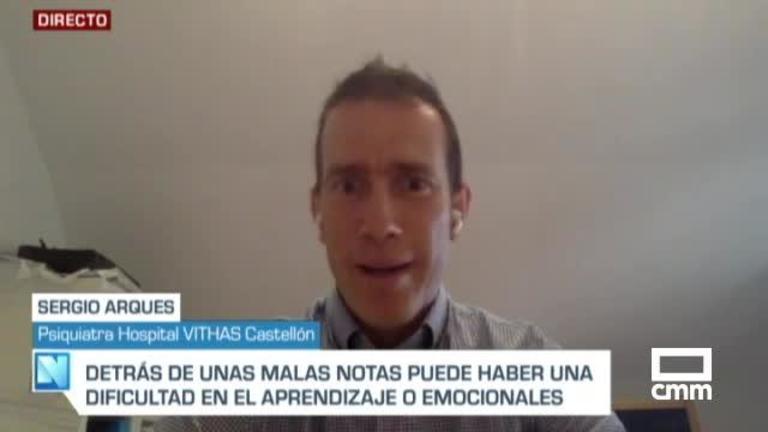 Entrevista a  Sergio Arques