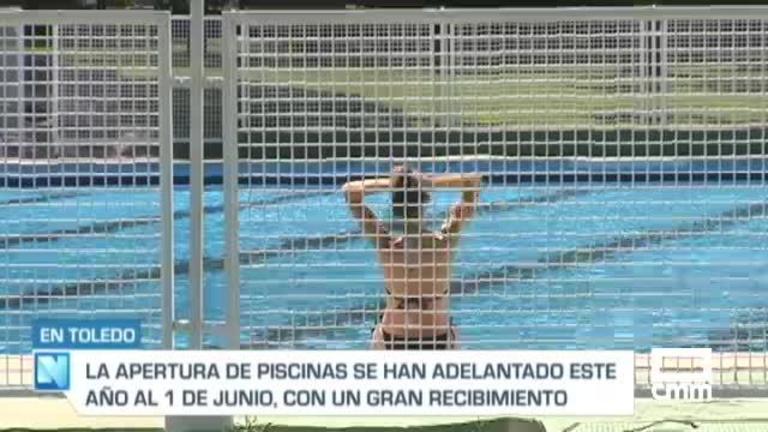 Medidas covid en las piscinas de Toledo: 75 % de aforo y delimitación por parcelas