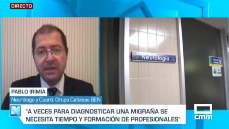 Entrevista a Pablo Irimia