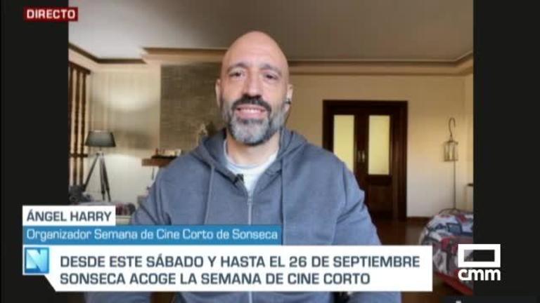 Entrevista a Ángel Harry