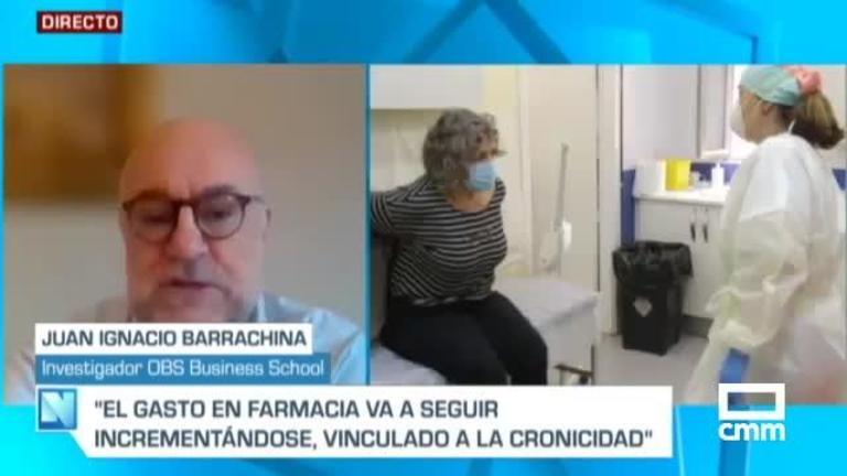 Entrevista Juan Ignacio Barrachina