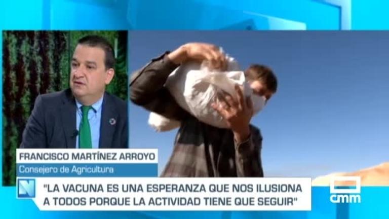 Arroyo, en CMM: