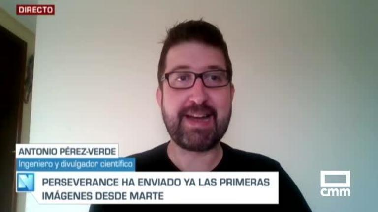 Entrevista a Antonio Pérez-Verde