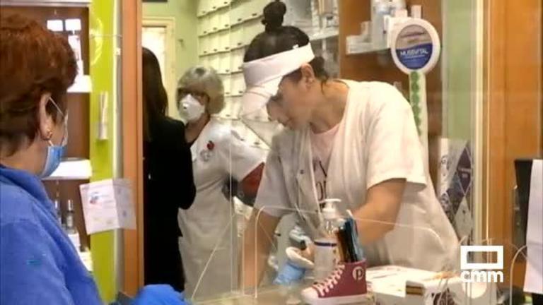 El lunes comenzará el reparto de dos millones de mascarillas reutilizables en CLM