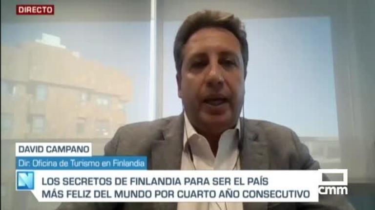 Entrevista a David Campano