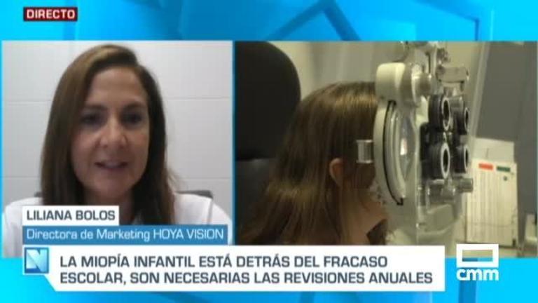 Entrevista a Liliana Bolos