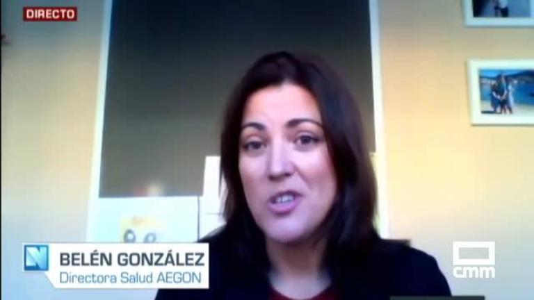 Entrevista a Belén González. Directora de Salud de Aegon