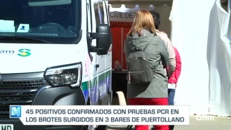 Brote en Puertollano: el cribado masivo suma al menos 45 positivos por covid