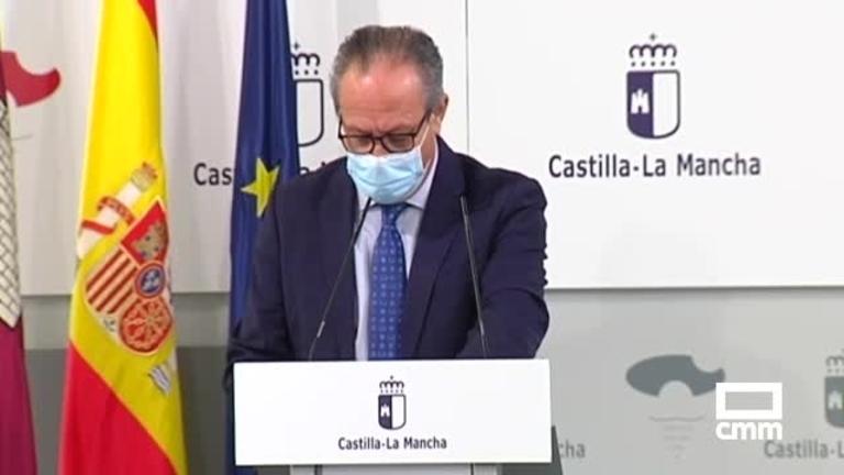 Castilla-La Mancha insta a declarar zona catastrófica los municipios afectados por el temporal