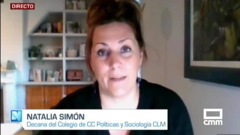 Entrevista a Natalia Simón