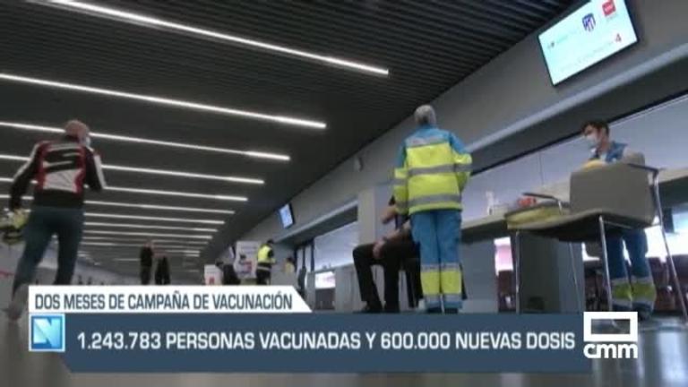Cinco noticias de Castilla-La Mancha, 1 de marzo de 2021