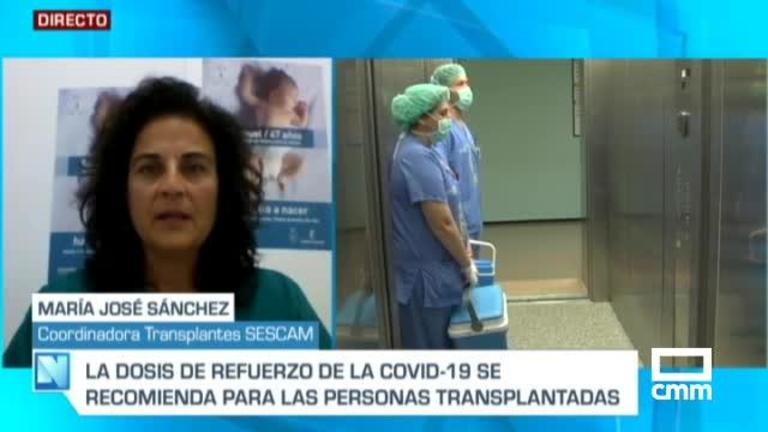 Entrevista a María José Sánchez