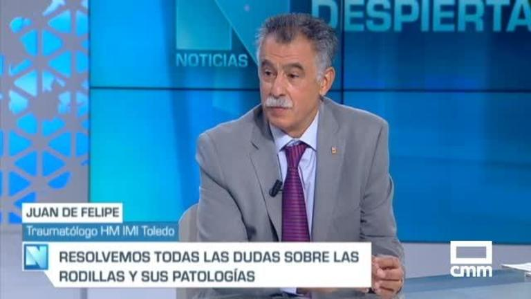Entrevista a Juan de Felipe en CLM Despierta