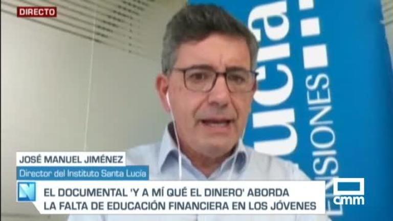 Entrevista a José Manuel Jiménez