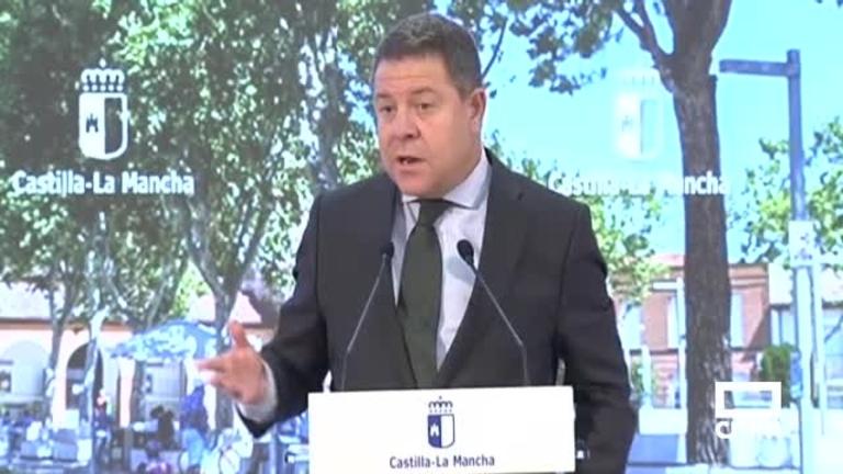 García-Page abordará con Transportes la liberalización de las autopistas de peaje