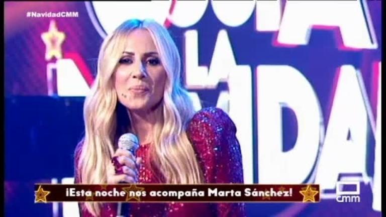Marta Sánchez: Brillar