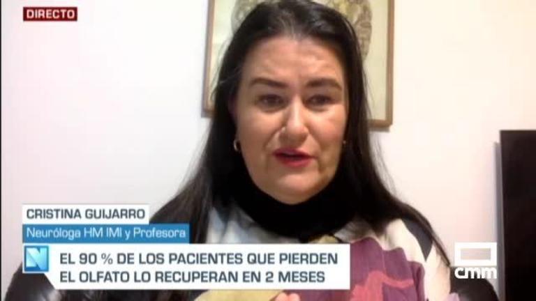 Entrevista a Cristina Guijarro