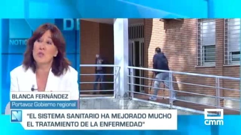 Blanca Fernández, en CMM: