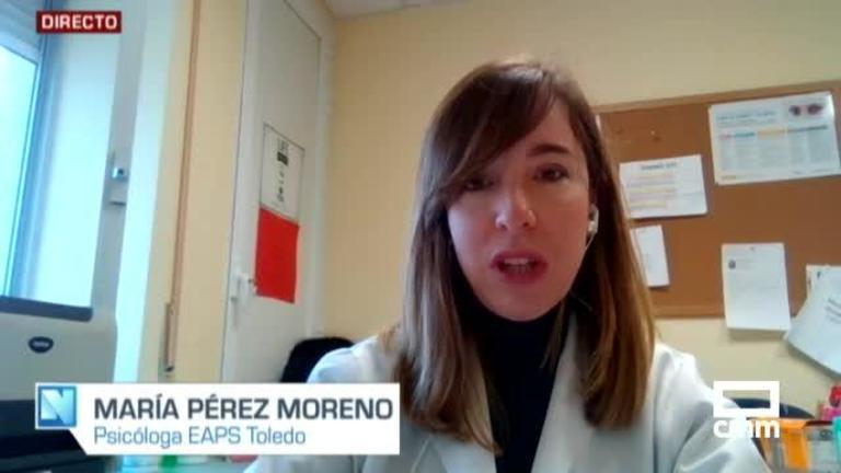 Entrevista a María Pérez